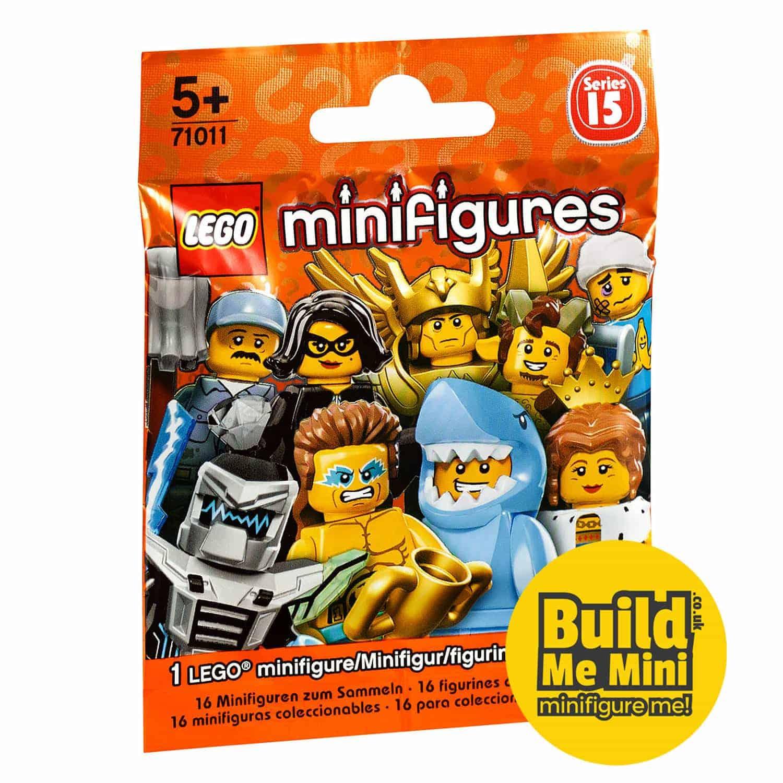 LEGO mini figure series 1 wrestler mini fig FREE UK POSTAGE