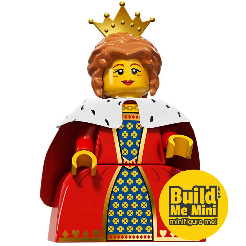LEGO Queen Minifigure Series 15