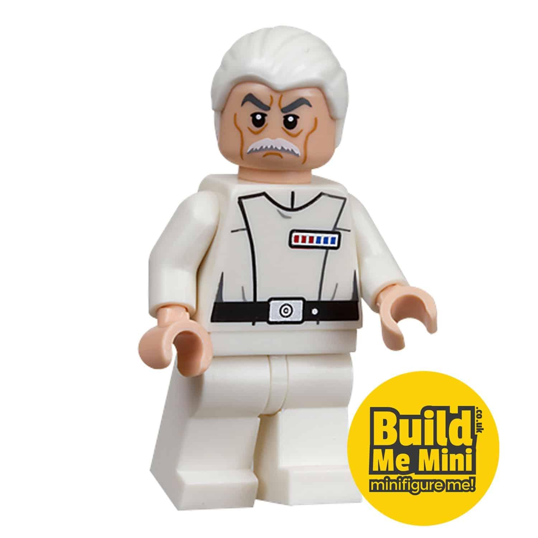 LEGO Set 5002947 Star Wars Admiral Yularen Minifigure 2015 Polybag