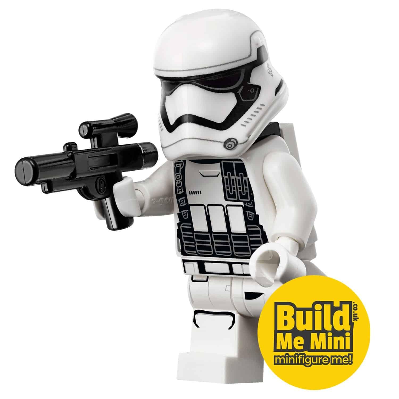 LEGO Set 30602 Star Wars First Order Stormtrooper Minifigure 2016 Polybag