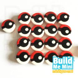 LEGO Minifigure Scale Poke Me Ball (Custom Print)