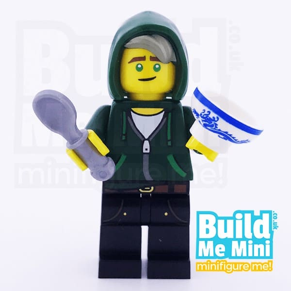 LEGO Ninjago Movie Lloyd Garmadon Collectible Minifigure Series