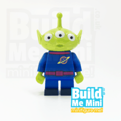 LEGO Disney Toy Story Alien Minifigure Series 1