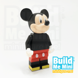 LEGO Disney Mickey Mouse Minifigure Series 1