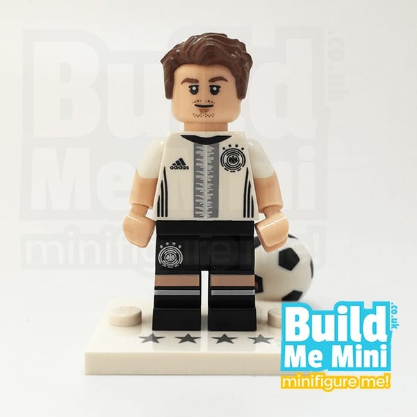 LEGO Euro 2016 German Football Minifigure Series Mario Gotye (19)