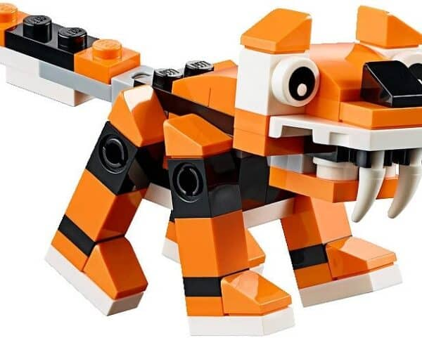 LEGO Set 30285 Creator Tiger Polybag