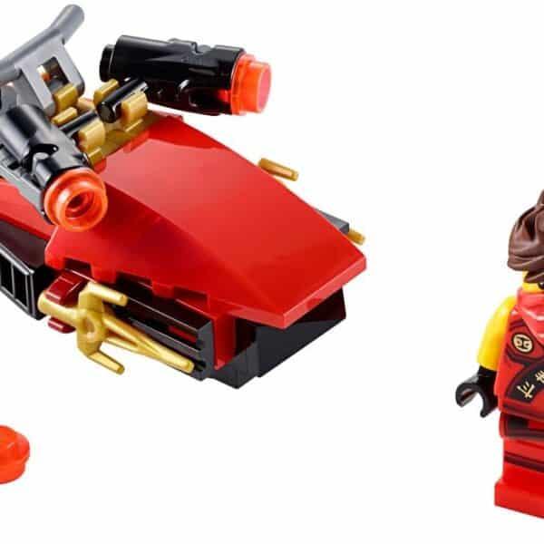 LEGO Set 30293-1: Ninjago Kai Drifter Polybag