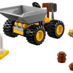 LEGO Set 30348 City Mini Dumper Digger Minifigure Polybag