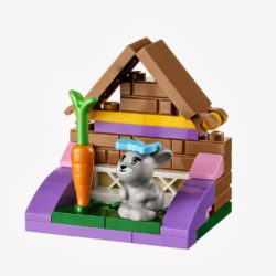 LEGO Friends Set 41022 Bunny's Hutch Mini Set
