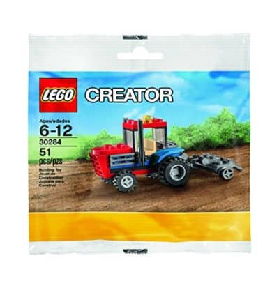 LEGO Set 30284 Creator Tractor and Harvester Polybag