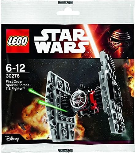 LEGO Set 30276 Star Wars First Order Special Forces TIE Fighter Polybag