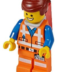 LEGO Set 30280 LEGO Movie - The Piece of Resistance Emmet Figure Polybag