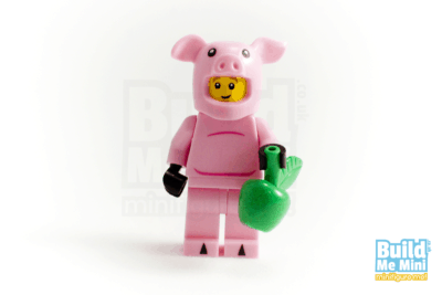 LEGO Piggy Guy Minifigure Series 12