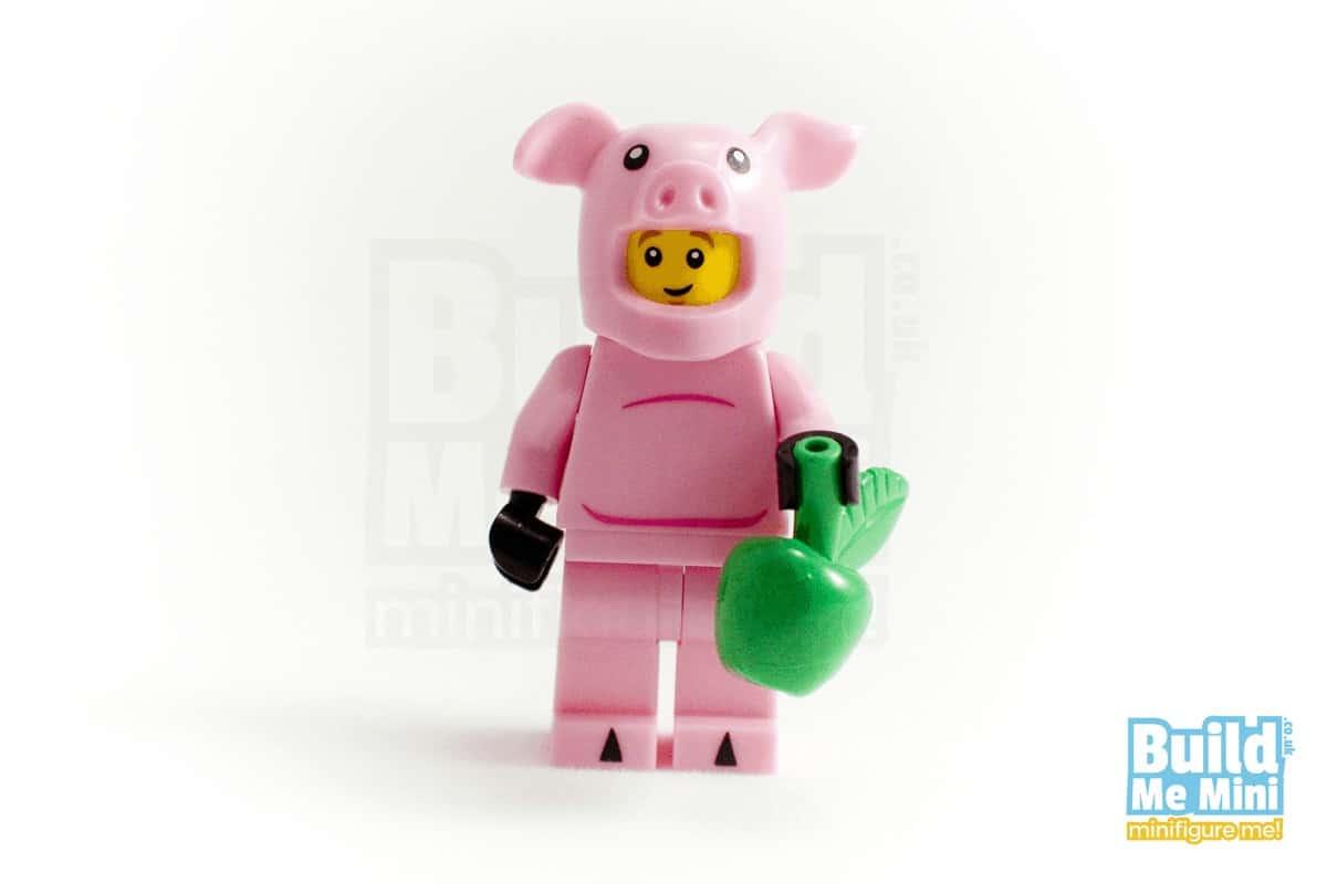 LEGO Piggy Guy Minifigure Series 12