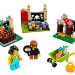 2017 Seasonal LEGO® Set 40237 Easter Egg Hunt