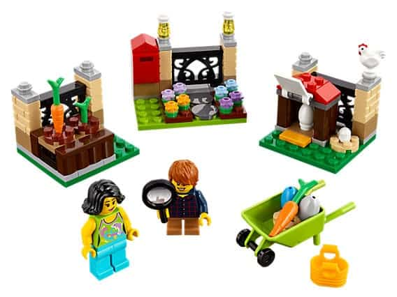 2017 Seasonal LEGO® Set 40237 Easter Egg Hunt