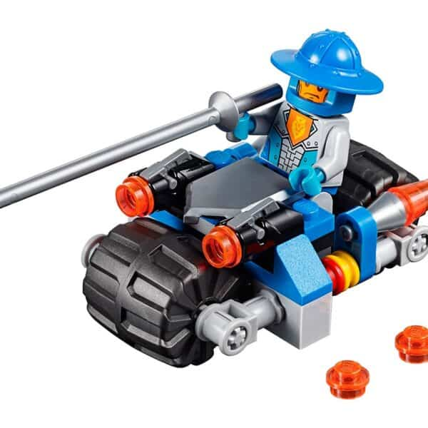 LEGO Set 30371 Nexo Knights Knight's Cycle Set Polybag