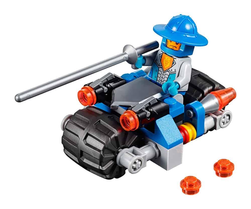 LEGO Set 30371 Nexo Knights Knight's Cycle Set Polybag