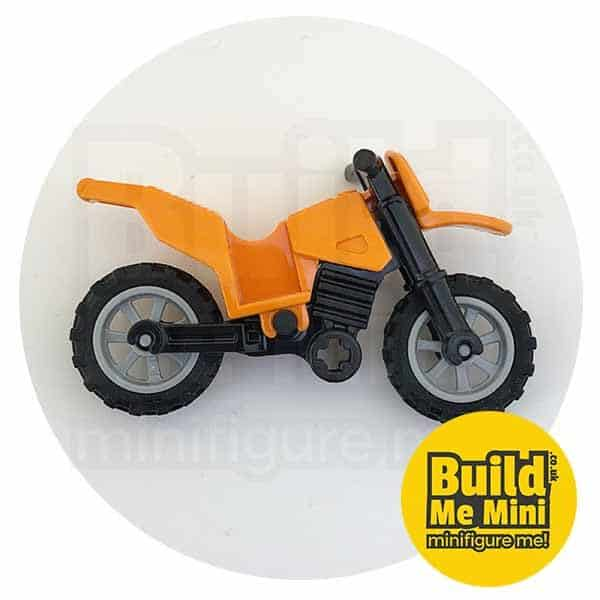 LEGO Minifigure Sports Motorbikes (Various)