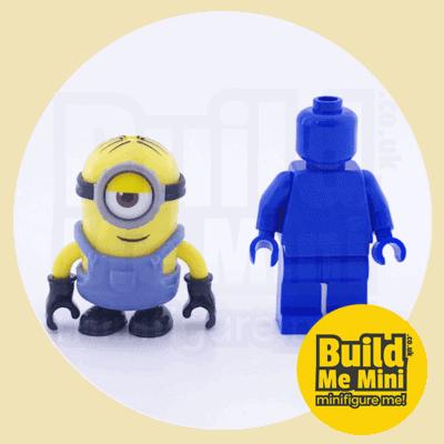 LEGO Compatible Minions Minifigure