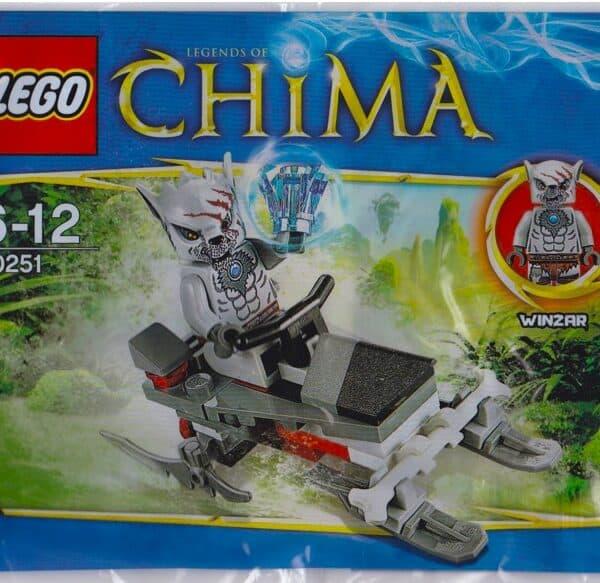 LEGO Set 30251 Winzar's Patrol Set Polybag