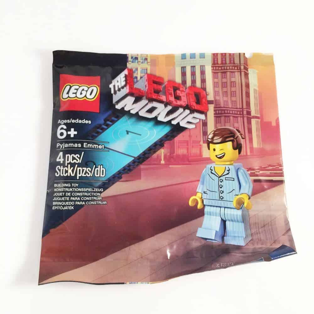 LEGO Set 5002045 LEGO Movie -Pyjamas Emmet Minifigure Polybag