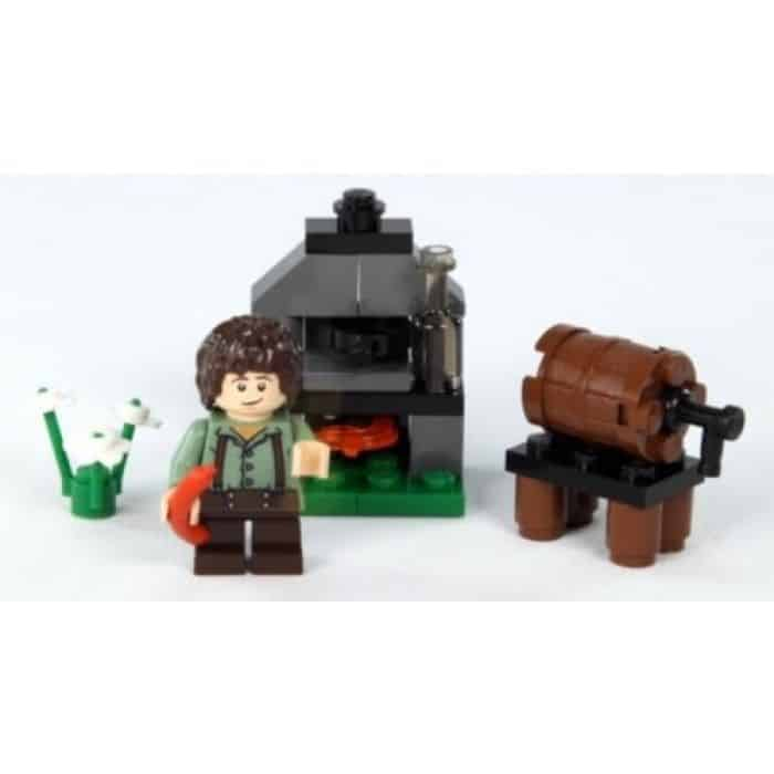 LEGO Set 30210 Lord of the Rings Frodo Cooking Set Polybag
