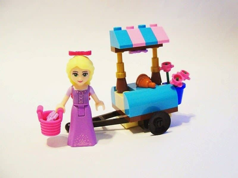 LEGO Set 30116 Disney Princess - Tangled Rapunzel's Market Visit inc Minifigure Set Polybag