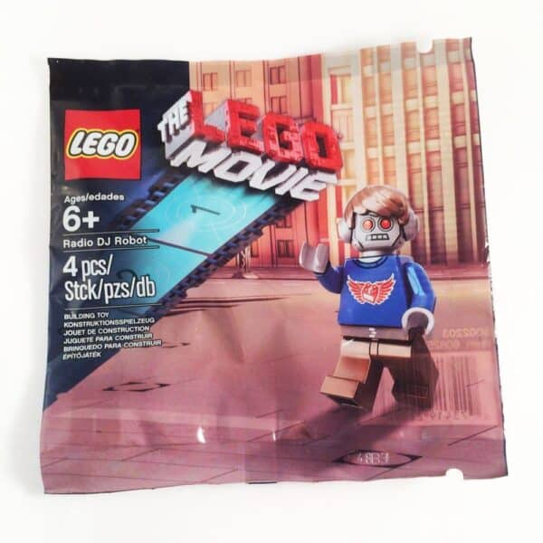 LEGO Set 5002203 LEGO Movie - Radio DJ Robot Minifigure Polybag