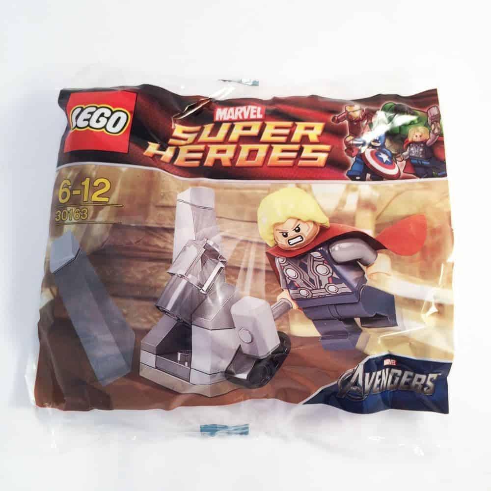 LEGO Set 30163 Marvel Avengers Thor Minifigure Polybag