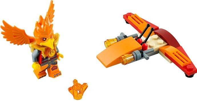 LEGO Set 30264 Chima Frax's Phoenix Flyer Polybag