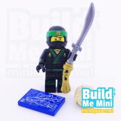 LEGO Ninjago Movie Lloyd Collectible Minifigure Series