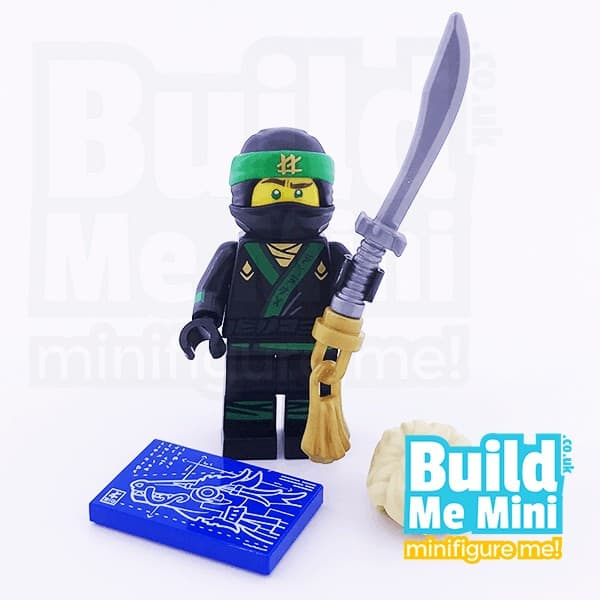 LEGO Ninjago Movie Lloyd Collectible Minifigure Series