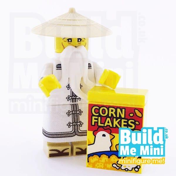 LEGO Ninjago Movie Master Woo Collectible Minifigure Series