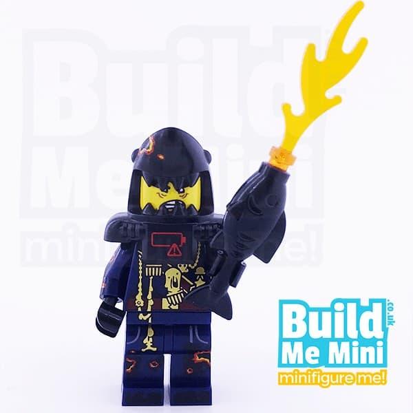 LEGO Ninjago Movie Shark Army Great White Collectible Minifigure Series