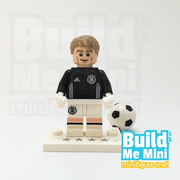 LEGO Euro 2016 German Football Minifigure Series Manual Neuer (1)