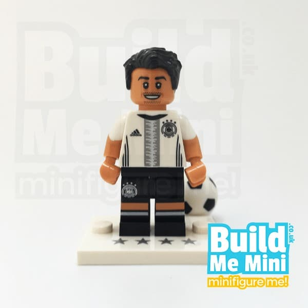 LEGO Euro 2016 German Football Minifigure Series Mesut Ozil (8)