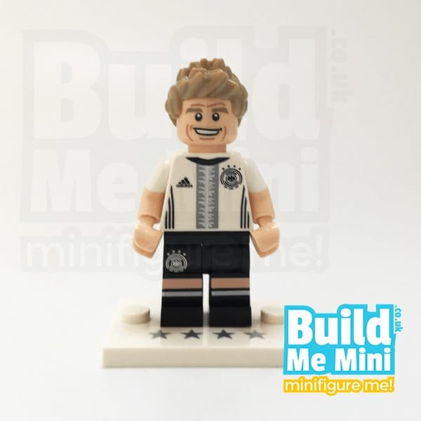 LEGO Euro 2016 German Football Minifigure Series Thomas Muller (13)