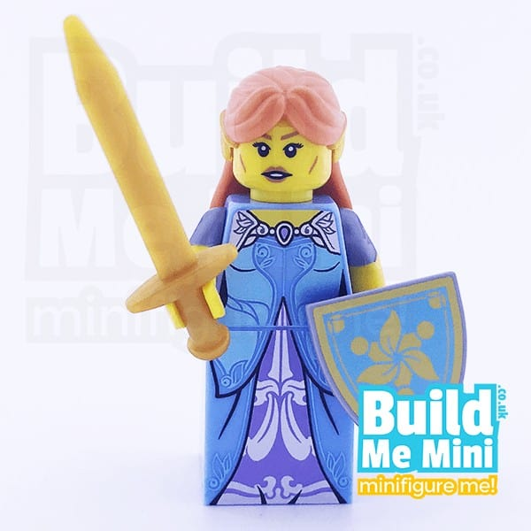 LEGO Elf Princess Warrior Collectible Minifigure Series 17