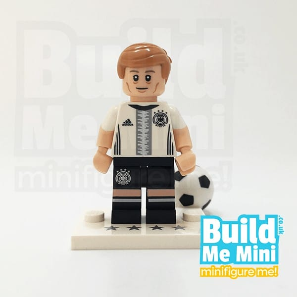 LEGO Euro 2016 German Football Minifigure Series Toni Kroos (18)