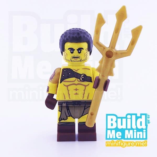 LEGO Roman Gladiator Collectible Minifigure Series 17