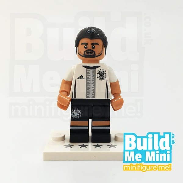 LEGO Euro 2016 German Football Minifigure Series Sami Khedira (6)