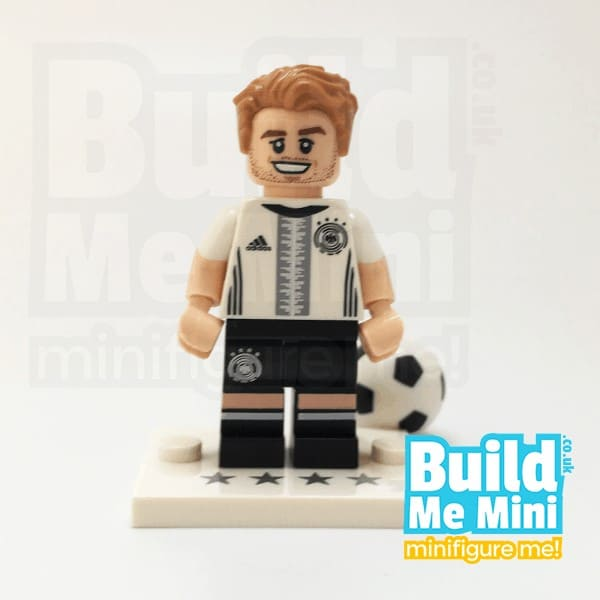 LEGO Euro 2016 German Football Minifigure Series Christoph Kramer (20)