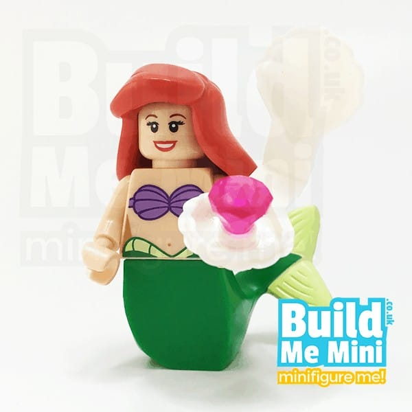 LEGO Disney The Little Mermaid Ariel Minifigure Series 1