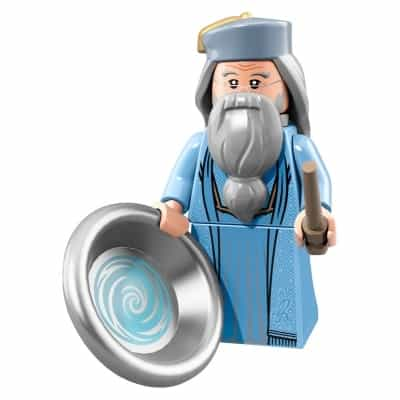 LEGO Minifigures Series Wizarding World Albus Dumbledore (Harry Potter 71022)