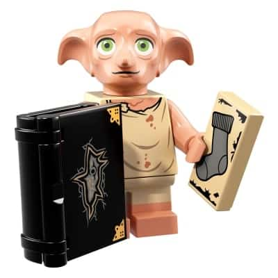 LEGO Minifigures Series Wizarding World Dobby (Harry Potter 71022)