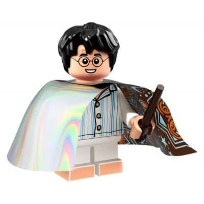 LEGO Minifigures Series Wizarding World Harry Potter Invisibility Cloak and Pyjamas (Harry Potter 71022)