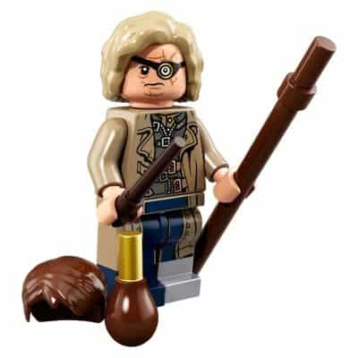 LEGO Minifigures Series Wizarding World Mad Eye Moody (Harry Potter 71022)
