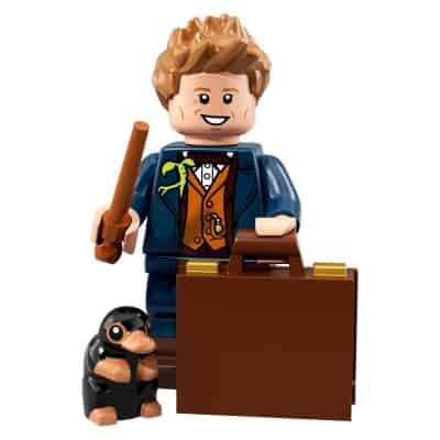 LEGO Minifigures Series Wizarding World Newt Scamander (Harry Potter 71022)