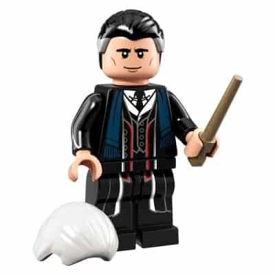 LEGO Minifigures Series Wizarding World Percival Graves (Harry Potter 71022)